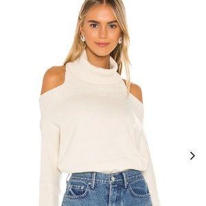 NWT Lovers + Friends Anisa Sweater Sz Large